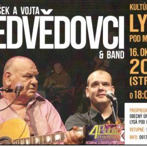 Koncert Nedvědovcov